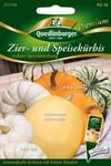 Essbare Zier- & Speisekürbis | Kürbissamen von Quedlinburger