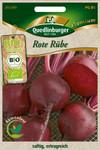 Rote Rübe | Bio-Rübensamen von Quedlinburger