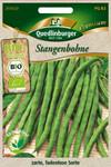 Stangenbohne grün | Bio-Stangenbohnensamen von Quedlinburger
