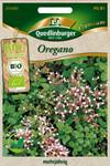 Oregano mehrjährig | Bio-Oreganosamen von Quedlinburger