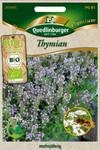 Thymian mehrjährig | Bio-Thymiansamen von Quedlinburger