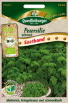 Petersilie gekraust | Bio-Saatscheibe von Quedlinburger Saatgut