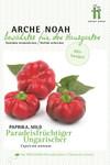 Gemüsepaprika Paradeisfrüchtiger Ungarischer | Bio-Paprikasamen von Arche Noah