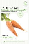 Karotte Lange Loiser | Karottensamen von Arche Noah