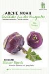 Kohlrabi Blauer Speck | Bio-Kohlrabisamen von Arche Noah