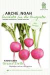 Radieschen Grazer Treib | Bio-Radieschensamen von Arche Noah