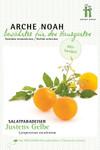 Salattomate Justens Gelb | Bio-Salattomatensamen von Arche Noah