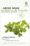 Sommerportulak Spanien | Bio-Portulaksamen von Arche Noah