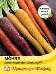 Möhre Sweet Imperator Mischung F1-Hybride Hybrid | Möhrensamen von Thompson & Morgan