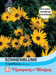 Sonnenblume Helianthus X Laetiflorus | Sonnenblumensamen von Thompson & Morgan