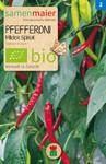 Pfefferoni Milder Spiral | Bio-Pfefferonisamen von Samen Maier