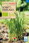 Schnittknoblauch | Bio-Schnittknoblauchsamen von Samen Maier