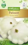 Patisson Custard White | Patissonsamen von N.L. Chrestensen