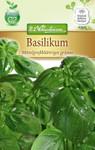 Basilikum Mittelgroßblättrig | Basilikumsamen von N.L. Chrestensen