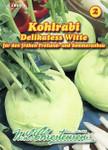 Kohlrabi Delikates Weißer | Kohlrabisamen von N.L. Chrestensen