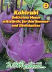 Kohlrabi Delikatess Blauer | Kohlrabisamen von N.L. Chrestensen