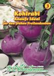 Kohlrabi Knaufs Ideal | Kohlrabisamen von N.L. Chrestensen