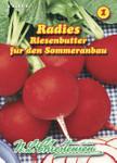 Radies Riesenbutter | Radieschensamen von N.L. Chrestensen