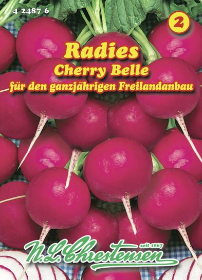 Radies Cherry Belle | Radieschensamen von N.L. Chrestensen