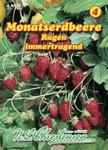 Monatserdbeere Rügen | Monatserdbeerensamen von N.L. Chrestensen