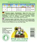 Buschbohne Saxa | Buschbohnensamen von N.L. Chrestensen