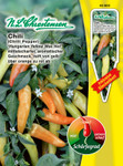 Chili Hungarian Yellow Wax Hot | Chilisamen von N.L. Chrestensen