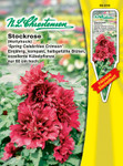 Stockrose Spring Celebrities Crimson | Stockrosensamen von N.L. Chrestensen