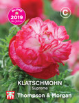 Klatschmohn Supreme | Klatschmohnsamen von Thompson & Morgan