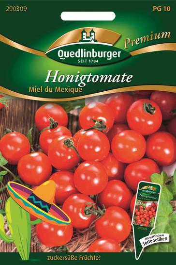 Mexikanische HonigTomate Miel du Mexique | Honigtomatensamen von Quedlinburger