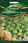 Zitronen-/ CherryTomate Limetto F1-Hybride Hybride   Tomatensamen von Quedlinburger
