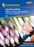Lauchzwiebel Negaro Rossa Lunga di Firenze | Saatteppich von Kiepenkerl