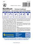 Basilikum Cino Sweet Lemon Siam Queen | Saatteppich von Kiepenkerl