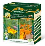 Bodenverbesserung Studenten-und Ringelblumen Mix Nematodenneutral | Gründünger von Quedlinburger