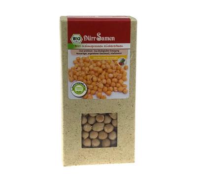 Bio-Keimsprossen Kichererbsen 210 g | Bio-Keimsprossen von Dürr Samen