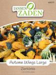 Zierkürbis Mischung Autumn Wings Large   Zierkürbissamen von Jansen Zaden