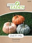 Zierkürbis Doll F1 Mix | Zierkürbissamen von Jansen Zaden