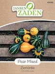 Zierkürbis Pear Mixed | Zierkürbissamen von Jansen Zaden