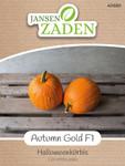 Halloweenkürbis Autumn Gold F1 | Halloweenkürbissamen von Jansen Zaden