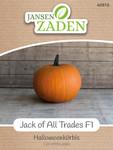 Halloweenkürbis Jack of All Trades F1 | Halloweenkürbissamen von Jansen Zaden