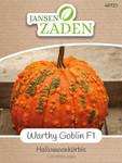 Halloweenkürbis Warthy Goblin F1 | Halloweenkürbissamen von Jansen Zaden