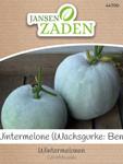 Zierkürbis Chinesische Wintermelone (Wachsgurke: Benincasa hispida) | Wintermelonensamen von Jansen Zaden