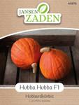 Hubbardkürbis Hubba Hubba F1 | Hubbardkürbissamen von Jansen Zaden