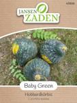Hubbardkürbis Baby Green | Hubbardkürbissamen von Jansen Zaden
