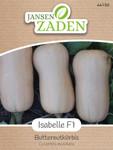 Butternutkürbis Isabelle F1 | Butternutkürbissamen von Jansen Zaden