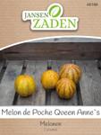 Melone Melon de Poche Queen Anne`s | Melonensamen von Jansen Zaden