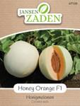 Honigmelone Honey Orange F1 | Honigmelonensamen von Jansen Zaden