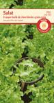 Salat A couper feuille de chêne blonde à graine noire | Salatsamen von Carl Pabst