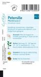 Petersilie Mooskrause 2   Petersiliensamen von Carl Pabst