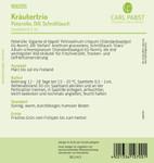 Kräutertrio Petersilie Gigante di Napoli, Dill Elefant, Schnittlauch Staro | Kräutersamen von Carl Pabst