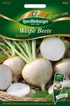 Weiße Beete Avalanche | Weiße-Beetesamen von Quedlinburger